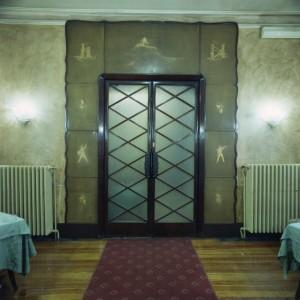 Caffè Fiorio, sala da ballo, Fotografia di Marco Corongi, 2001 ©Politecnico di Torino