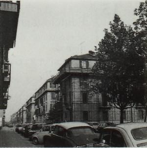 Quartiere IACP di edilizia popolare