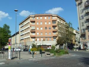 Filiale Unicredit Banca, già sede del Banco di Napoli