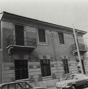 Piccolo nucleo di edifici di abitazione
