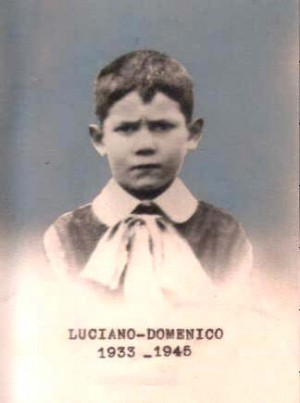 Domenico Luciano (Torino 1933 - Givoletto, Torino, 1945)