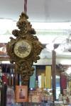 Stratta Confetteria, particolare dell'orologio, Fotografia di Marco Corongi, 2005 ©Politecnico di Torino