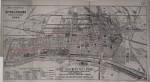 Pianta prospettica della Città di Torino e dell'Esposizione 1884