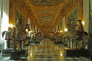 Armeria Reale: il museo