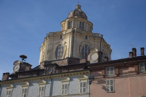 Orologio solare, Chiesa San Lorenzo