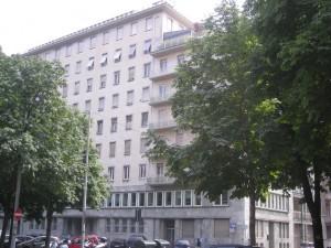 Edificio di civile abitazione in corso Giacomo Matteotti 39