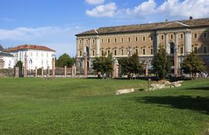 Veduta del Museo di Antichità. Fotografia di Bruna Biamino, 2010. © MuseoTorino.