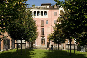 Scorcio di casa del Pingone. Fotografia di Marco Saroldi, 2010. © MuseoTorino.