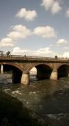 Ponte Alberto del Belgio. Fotografia di Edoardo Vigo, 2012.