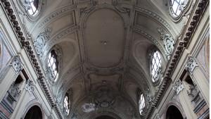 Filippo Juvarra, Chiesa di San Filippo Neri (volta a botte), 1730. Fotografia di Paolo Mussat e Paolo Pellion, 2010. © MuseoTorino