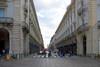 Primo tratto di via Roma. Fotografia di Bruna Biamino, 2010. © MuseoTorino