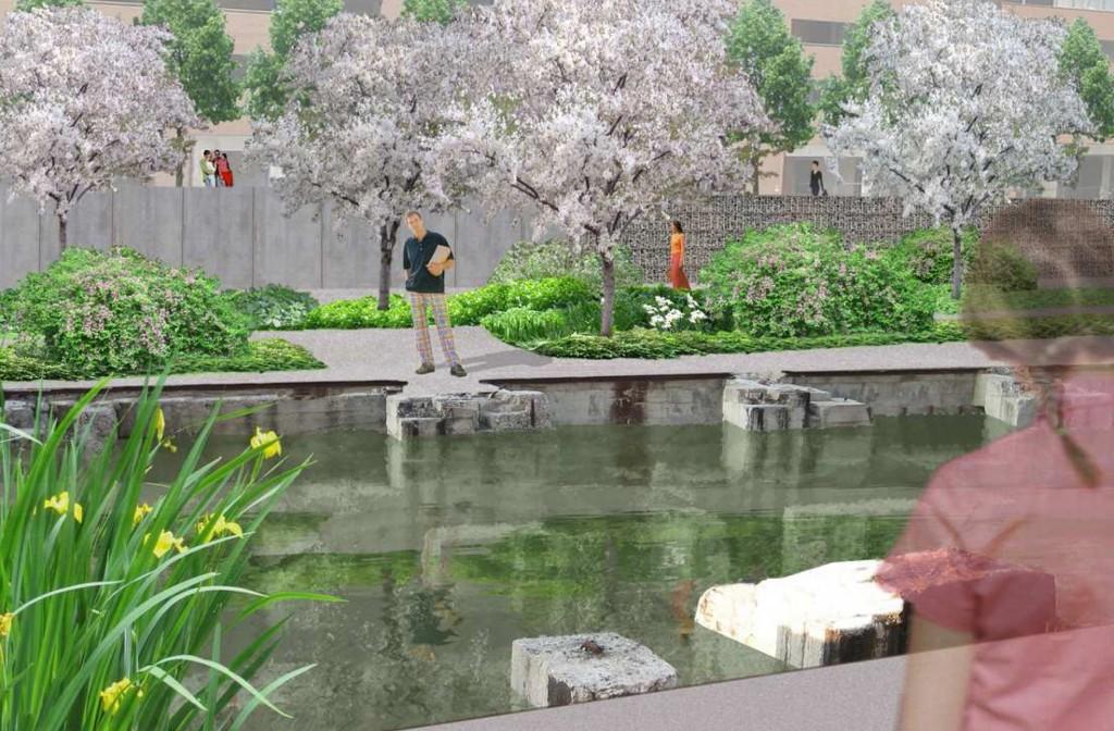 Parco dora lotto ingest museotorino for Rendering giardino