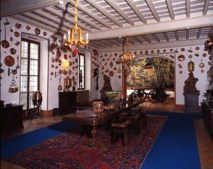 Museo di Arti Decorative Accorsi - Ometto. La cucina. © Fondazione Accorsi - Ometto