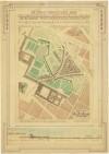 Progetto di passaggio attraverso i Reali Giardini di Torino dell'ing. Alfredo Marcenati, 5 giugno 1914. © Archivio Storico della Città di Torino