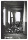 """Scuola Elementare """"Madonna di Campagna"""", Viale Madonna di Campagna. Effetti prodotti dai bombardamenti dell'incursione aerea dell'8-9 dicembre 1942. UPA 2824_9D01-35. © Archivio Storico della Città di Torino"""