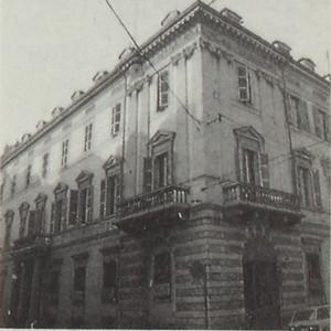 Palazzo Antonino, poi De Viry Callori
