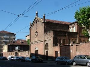 Chiesa di San Michele e oratorio. Fotografia di Paola Boccalatte, 2013. © MuseoTorino