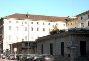 Fronte su via Guicciardini, accesso al Museo Pietro Micca. Fotografia di Caterina Franchini.