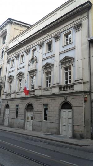 Teatro Gobetti, già Accademia filodrammatica