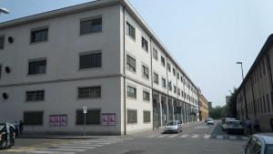 Biblioteca Civica Primo Levi. Fotografia di Dario Rosso, 2011. © MuseoTorino