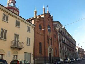 Chiesa di Santa Zita, già Madonna del Suffragio