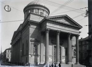 Chiesa di San Massimo, prospettiva. © Fondazione Torino Musei.