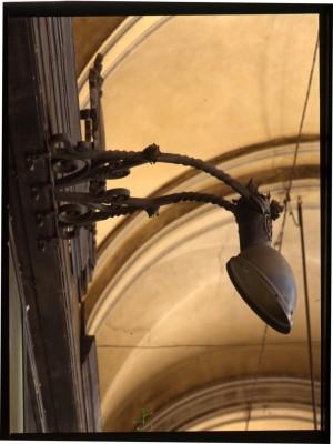 Grosso Ormea di Serafino, fioraio, particolare dell'insegna, 1998 © Regione Piemonte