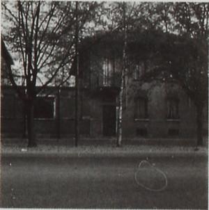 LANIFICIO COLONGO. Fotografia dell'inizio degli anni Ottanta del Novecento.