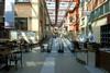 Eataly, spazio dedicato alla caffetteria, gelateria e pasticceria. Fotografia di Bruna Biamino, 2010. © MuseoTorino