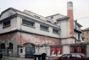 Bagni Pubblici comunali di Borgo San Paolo, anni Novanta © Archivio Storico della Città di Torino