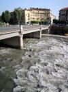 Ponte Rossini. Fotografia di Edoardo Vigo, 2012.