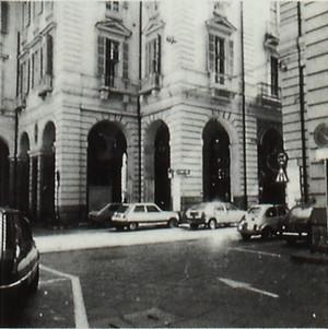 Via e piazza Palazzo di Città