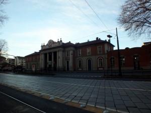 Stazione terminale linea Torino-Ciriè-Lanzo