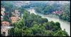 Tratto del fiume Po che costeggia il Borgo Medievale. Fotografia di Michele D'Ottavio, 2009. © MuseoTorino