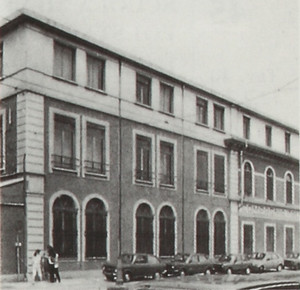 COMPAGNIA ITALIANA WESTINGHOUSE SOC. ELETTRICA DUBOX-MORELLI