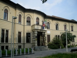 Ex stabilimento FIAT SPA