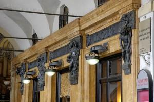 Baratti & Milano, esterno, Fotografia di Marco Corongi, 2005 ©Politecnico di Torino