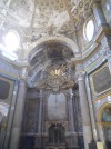 Interno della chiesa di Santa Croce, Altare maggiore, fotografia di Francesca Romana Gaja, 2011-2012.