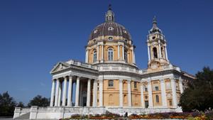 Basilica di Superga e convento