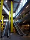 Massimiliano e Doriana Fuksas, Palafuksas, ora Centro Palatino, 1998-2011.  Scale mobili. Fotografia L&M, 2011.