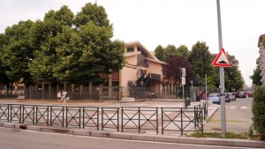 Scuola Giulia Falletti di Barolo. Fotografia di Luca Davico, 2015 © Archivio Storico della Città di Torino