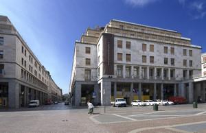 Albergo Nazionale. Fotografia di Bruna Biamino, 2010. © MuseoTorino