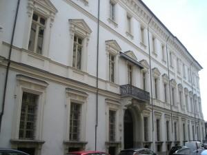 Palazzo Costa Carrù della Trinità Via San Francesco da Paola 17. Fotografia di Daniele Trivella, 2013
