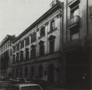 Scuola elementare G.A. Rayneri (succursale), già G. Prati