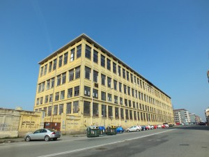 Ex stabilimento Fiat Grandi Motori, già Ansaldi