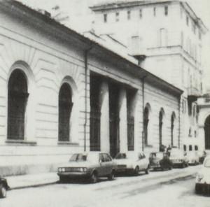 Ex biblioteca militare, ora asilo