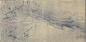 Bombardamenti aerei. Censimento edifici danneggiati o distrutti. ASCT Fondo danni di guerra inv. 2531 cart. 52 fasc. 1_seconda parte. © Archivio Storico della Città di Torino