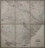 Topografia della città e territorio di Torino cogli immediati suoi contorni, 1840