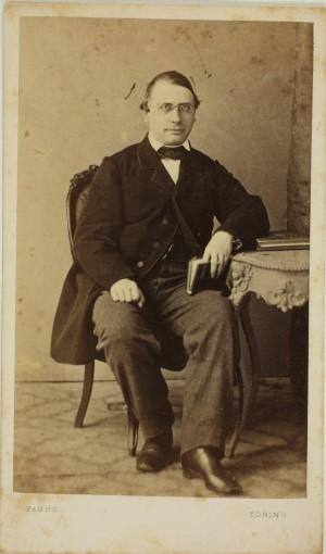 Giovanni Battista Bottero (Nizza Marittima, 1822 - Torino, 1897)