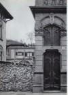 Palazzina Raby (particolare). Fotografia tratta da: Mila Leva Pistoi, Torino tra eclettismo e liberty 1865-1915, Daniela Piazza Editore, Torino 2000, p. 194
